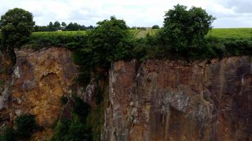Vidéo drone Château-Thébaud